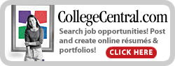 Search jobs posted at SCC through College Central